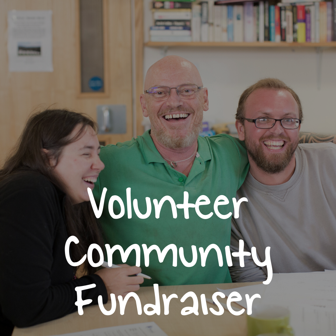 Volunteer Community Fundraiser