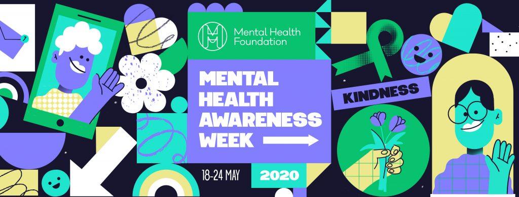 Mental Health Awareness Week 2020 Header Graphic
