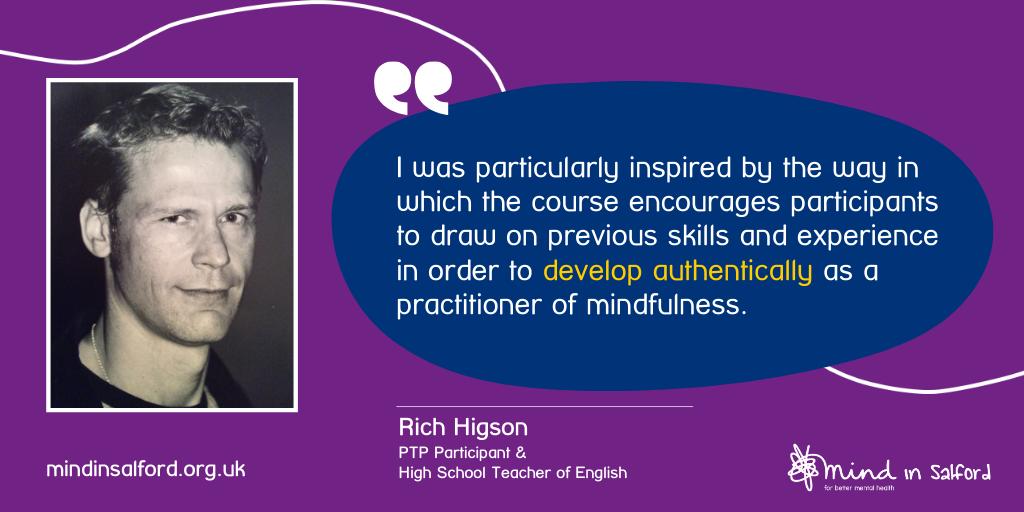 Rich Higson Testimonial Twitter