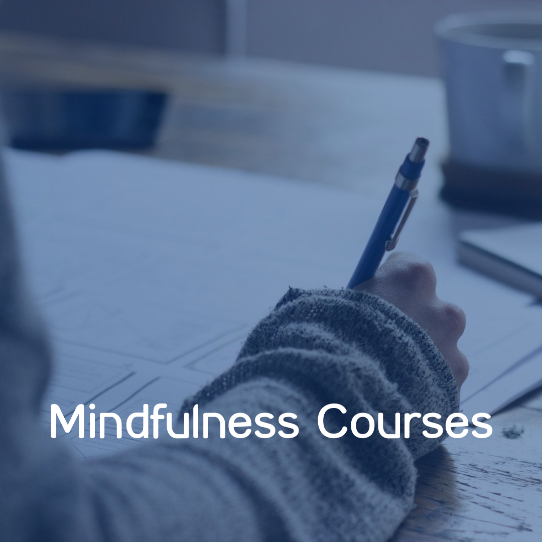 Mindfulness Courses Button