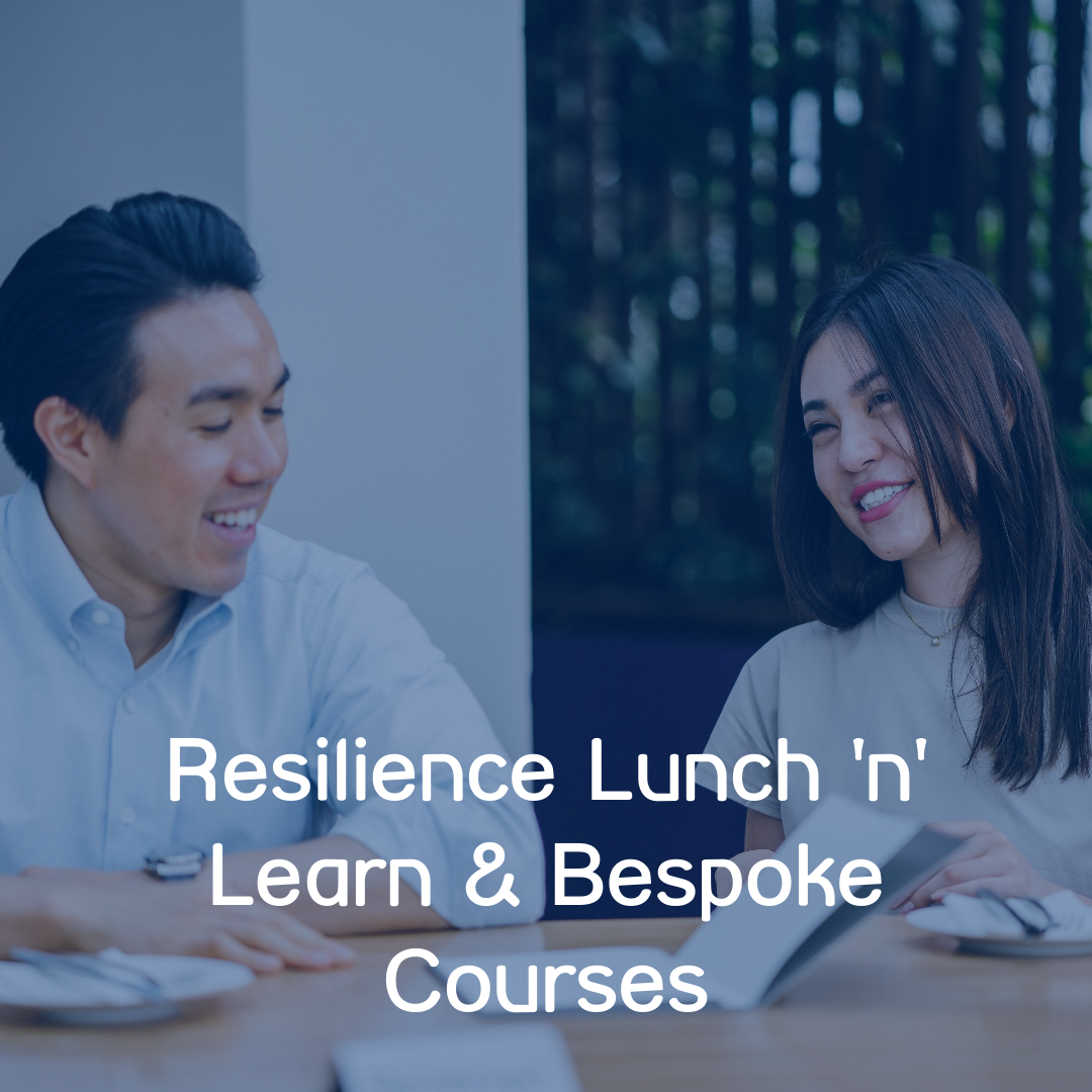 Resilience Lunch & Bespoke Button